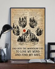 Dog Find My Soul 16x24 Poster lifestyle-poster-2