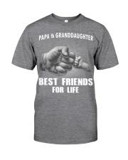 Papa n Granddaughter Classic T-Shirt tile