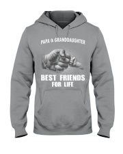 Papa n Granddaughter Hooded Sweatshirt thumbnail