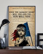 Book Even The Darkest Night 16x24 Poster lifestyle-poster-2