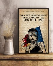 Book Even The Darkest Night 16x24 Poster lifestyle-poster-3