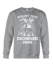 dachshund mom Crewneck Sweatshirt thumbnail