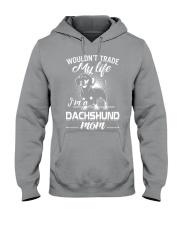 dachshund mom Hooded Sweatshirt thumbnail