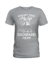 dachshund mom Ladies T-Shirt thumbnail