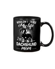 dachshund mom Mug thumbnail