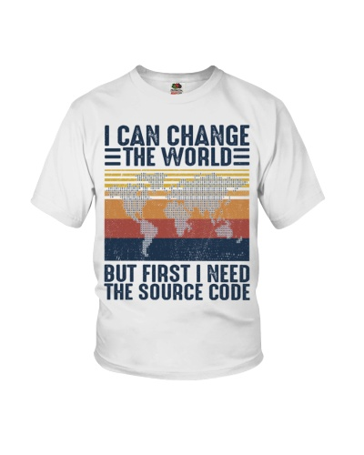Programmer I Can Change The World