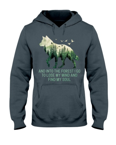 Camping And IntoThe Forest
