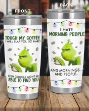 Touch My Coffee 20oz Tumbler aos-20oz-tumbler-lifestyle-front-56