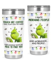 Touch My Coffee 20oz Tumbler front