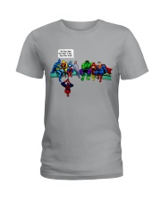 nurse Ladies T-Shirt thumbnail