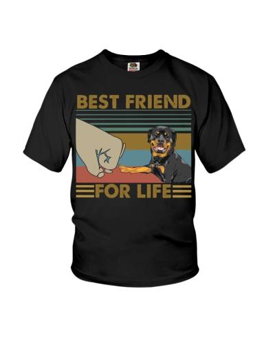 Dog Rottweiler Best Friend For Life