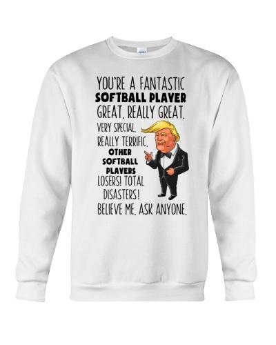 Softbal You're A Fantastic
