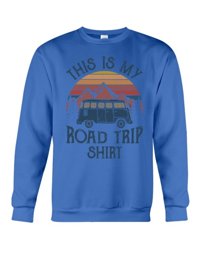 Camping This Is My Road Trip Shirt
