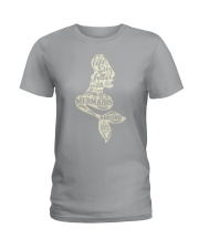 Life is better with mermaids around Ladies T-Shirt thumbnail