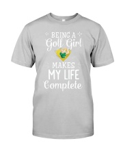 Golf girl Classic T-Shirt thumbnail
