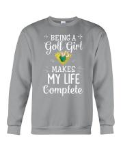 Golf girl Crewneck Sweatshirt thumbnail