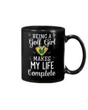 Golf girl Mug thumbnail