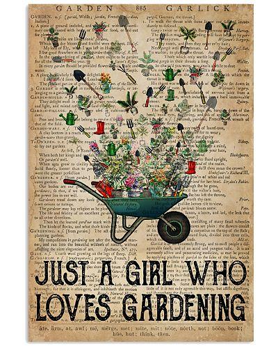 Garden Just A Girl