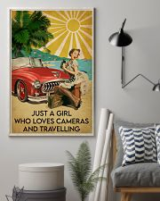 Ocean Cameras And Travelling 16x24 Poster lifestyle-poster-1