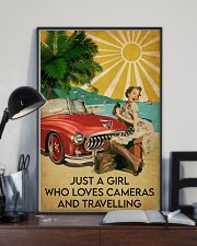 Ocean Cameras And Travelling 16x24 Poster lifestyle-poster-2