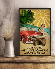 Ocean Cameras And Travelling 16x24 Poster lifestyle-poster-3