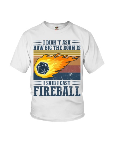 Game fireball
