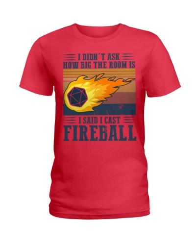Game fireball