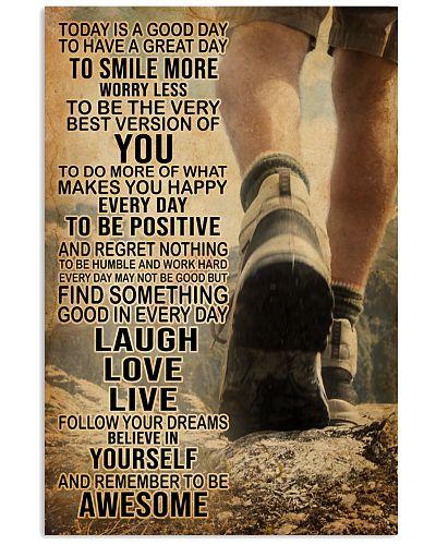 Hiking Laugh Love Live