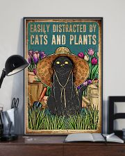Cats And Plants 16x24 Poster lifestyle-poster-2
