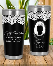 Feminist Fight For The Things 20oz Tumbler aos-20oz-tumbler-lifestyle-front-57