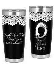 Feminist Fight For The Things 20oz Tumbler front