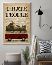 Camping I Hate People 16x24 Poster lifestyle-poster-1