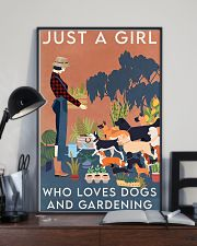Garden Dogs And Gardening 16x24 Poster lifestyle-poster-2