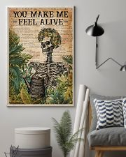 Garden You Make Me Feel Alive 16x24 Poster lifestyle-poster-1