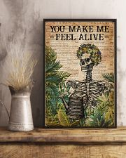 Garden You Make Me Feel Alive 16x24 Poster lifestyle-poster-3