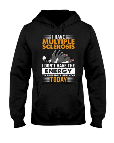 Multiple I Don't Have The Energy
