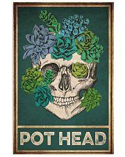 Cactus Pot Head 16x24 Poster front
