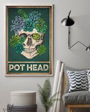Cactus Pot Head 16x24 Poster lifestyle-poster-1