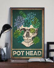 Cactus Pot Head 16x24 Poster lifestyle-poster-2
