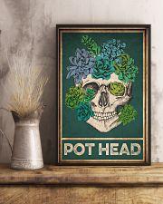 Cactus Pot Head 16x24 Poster lifestyle-poster-3