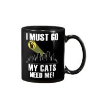 My cats need me Mug thumbnail