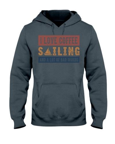 Sailing I Love Coffee