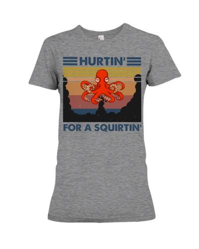 Animal Hurtin' For A Squirtin'
