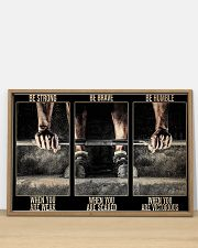 Fitness Be Strong When You Are Weak 36x24 Poster poster-landscape-36x24-lifestyle-03