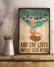 Ocean Happily Ever After 16x24 Poster lifestyle-poster-3