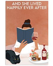 Cat Happily Ever After 16x24 Poster front