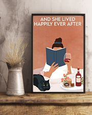 Cat Happily Ever After 16x24 Poster lifestyle-poster-3