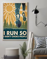 Running I Run So QT 16x24 Poster lifestyle-poster-1