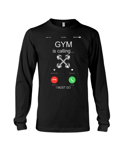 Gym Is Calling