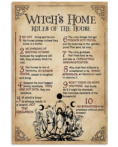 Witch's Home